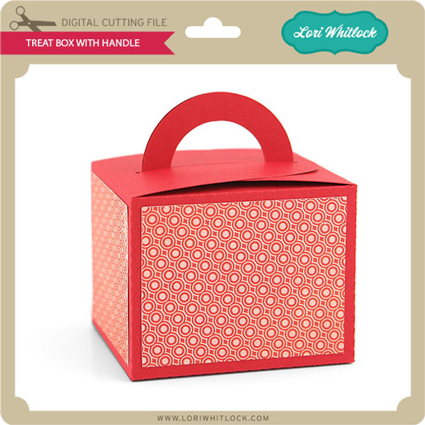 Treat Box with Handle