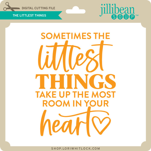 The Littlest Things