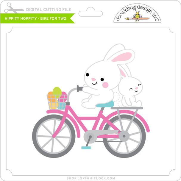 Hippity Hoppity - Bike for Two