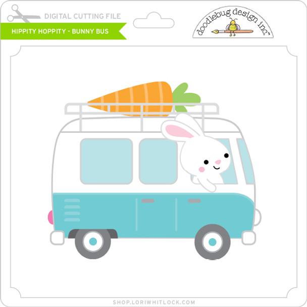 Hippity Hoppity - Bunny Bus