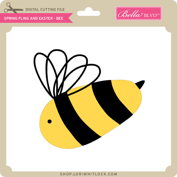Spring Fling and Easter - Bee