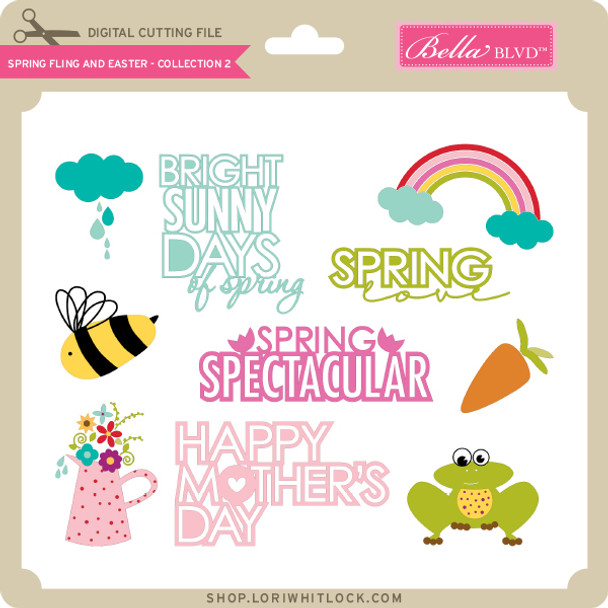 Spring Fling and Easter - Collection 2