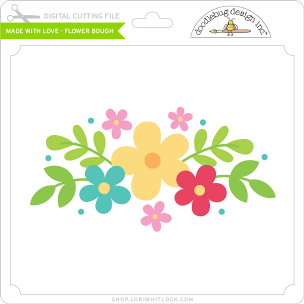 Made with Love - Flower Bough