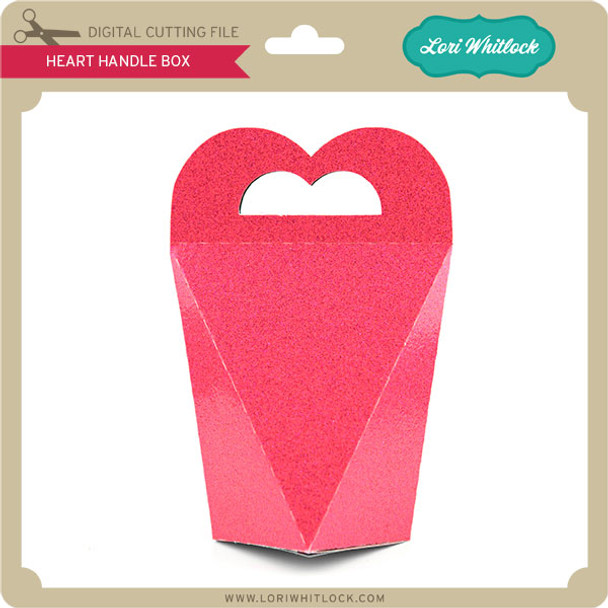 Heart Handle Box