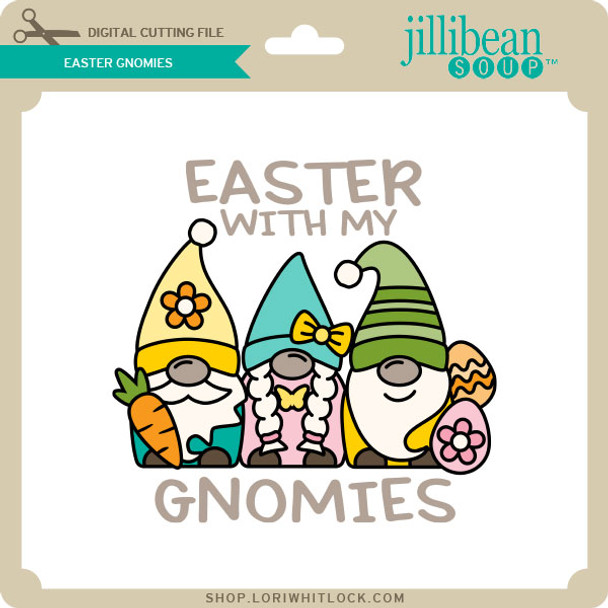 Easter Gnomies