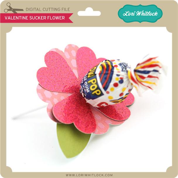 Valentine Sucker Flower