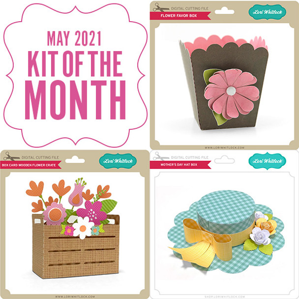 2021 May Kit of the Month