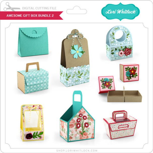 Awesome Gift Box Bundle 2