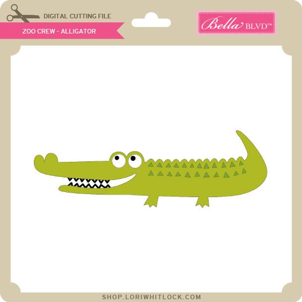 Zoo Crew - Alligator