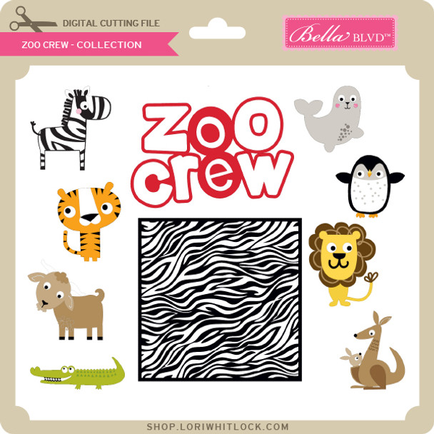 Zoo Crew - Collection