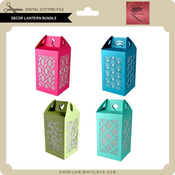 Decor Lantern Bundle