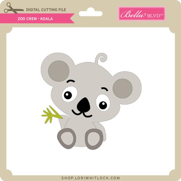 Zoo Crew - Koala