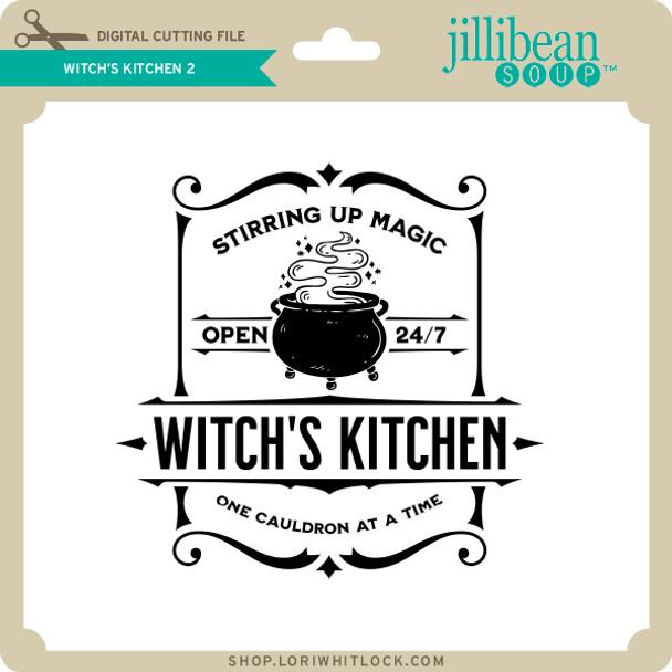 Witch's Kitchen 2
