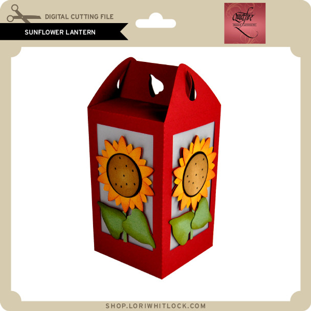 Sunflower Lantern