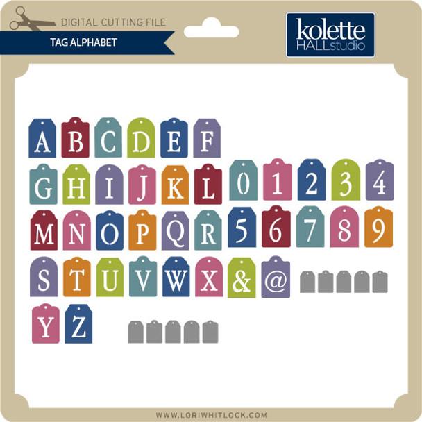 Tag Alphabet
