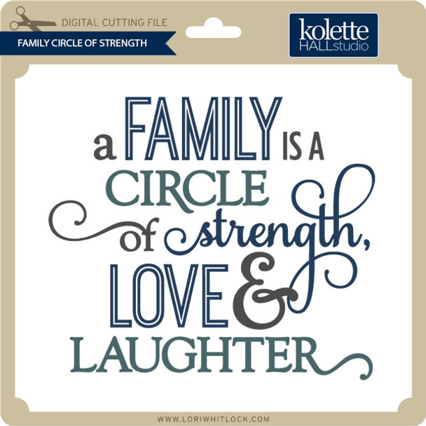 Family Circle of Strength