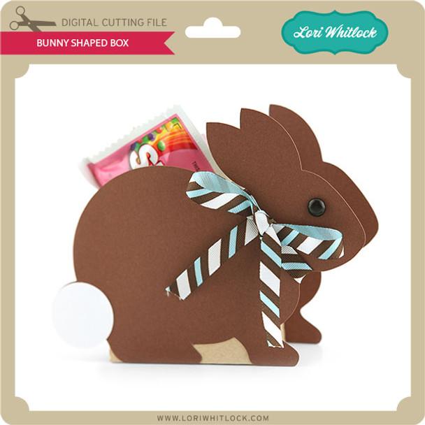 Bunny Shaped Box