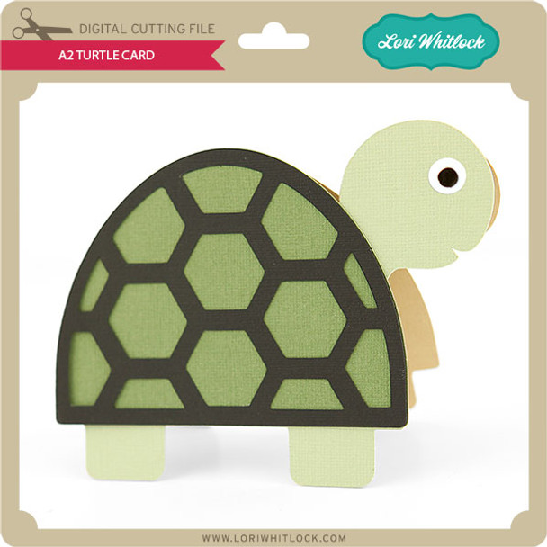 A2 Turtle Card
