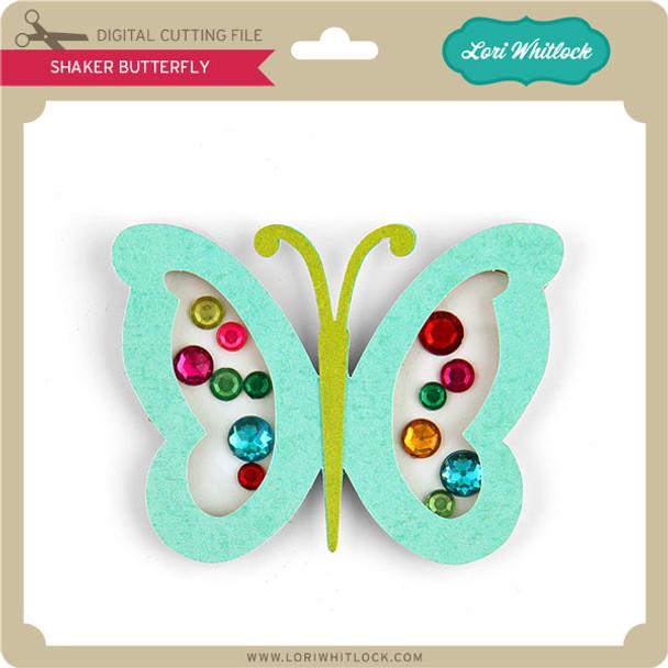 Shaker Butterfly