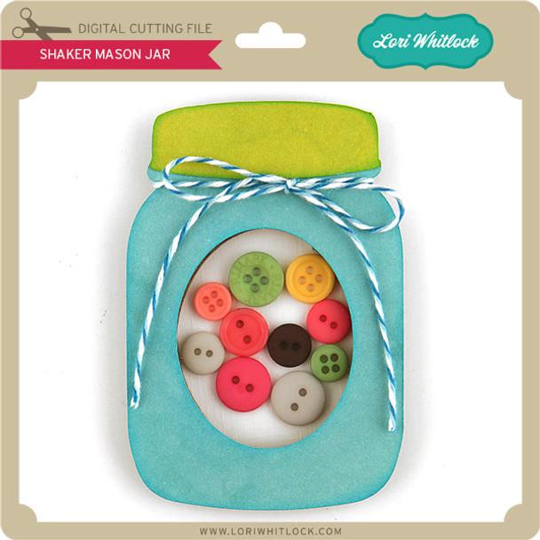 Shaker Mason Jar