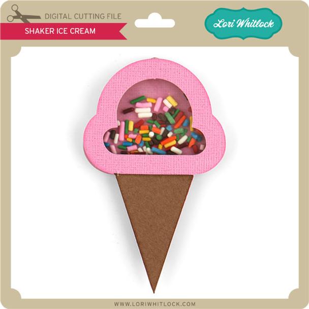 Shaker Ice Cream