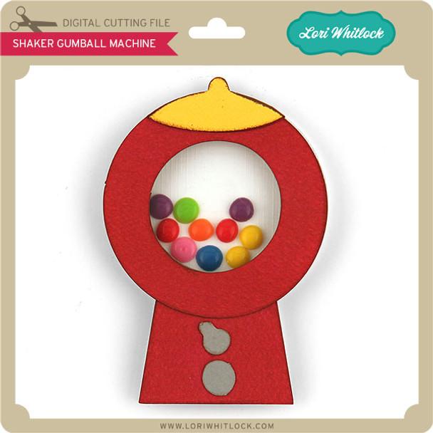 Shaker Gumball Machine