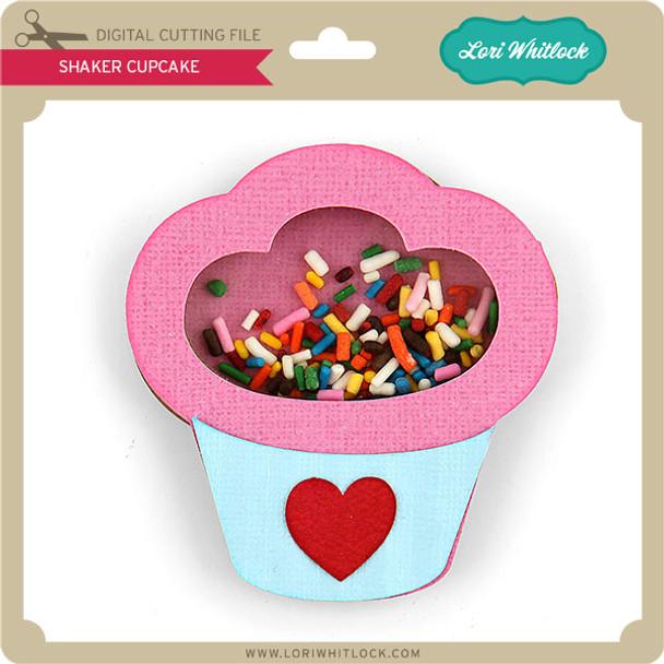 Shaker Cupcake