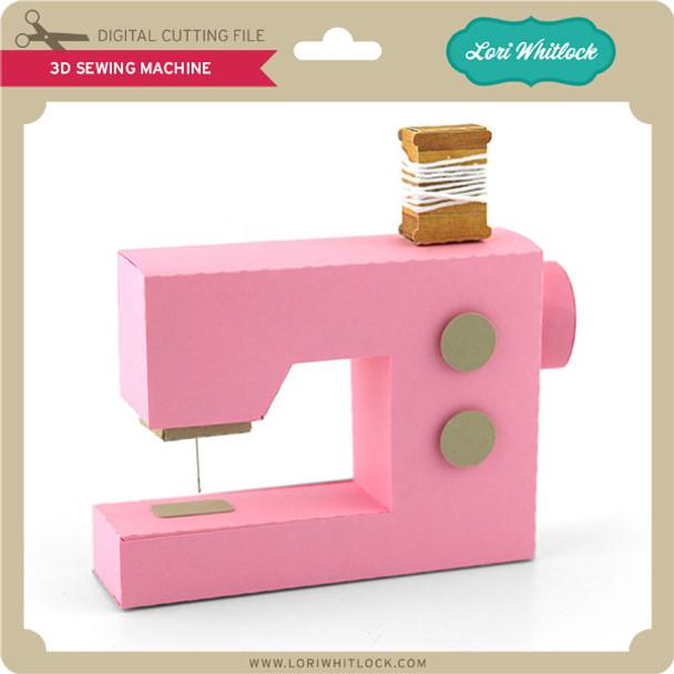 3D Sewing Machine