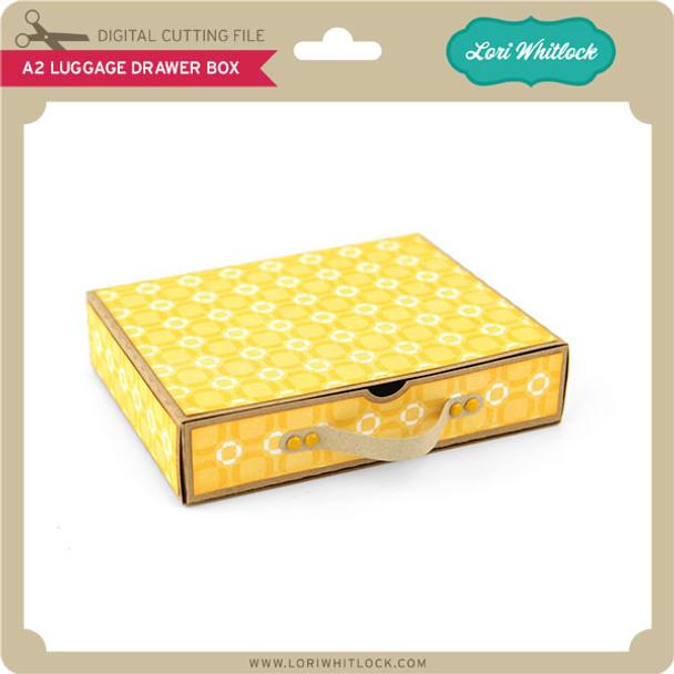 A2 Luggage Drawer Box