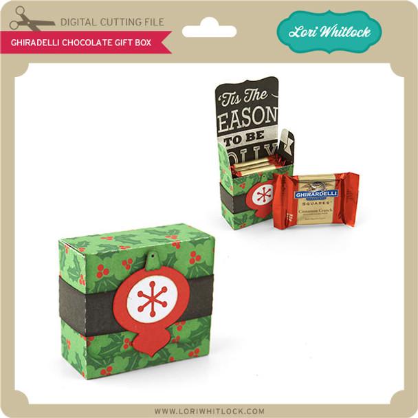 Ghirardelli Chocolate Gift Box