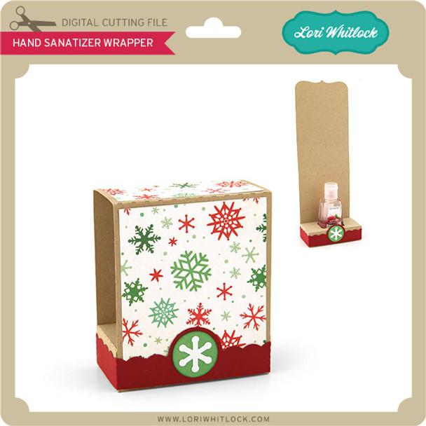 Hand Sanitizer Wrapper