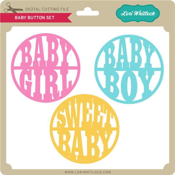 Baby Button Set