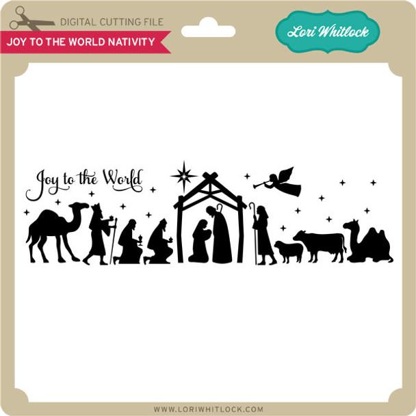 Joy To The World Nativity