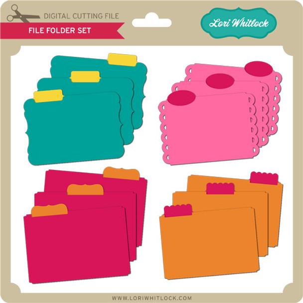 File Folder Set