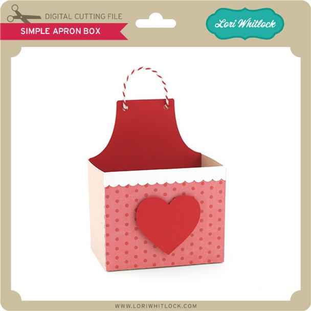 Simple Apron Box