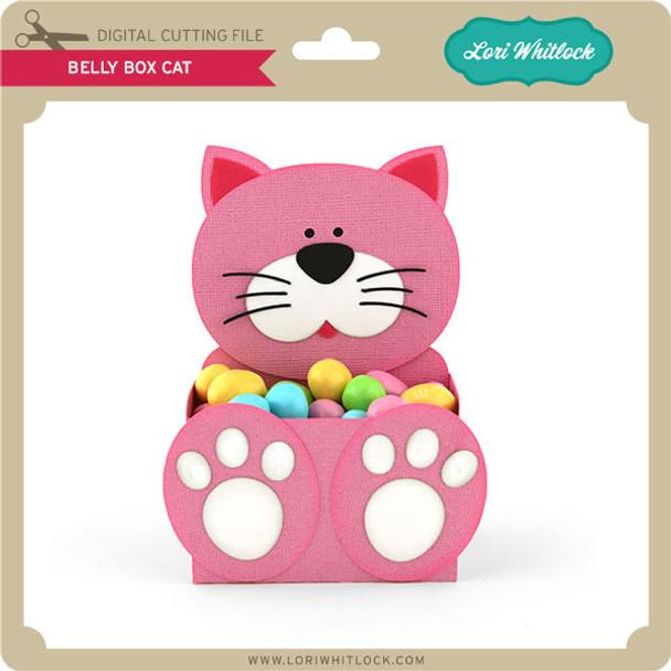 Belly Box Cat