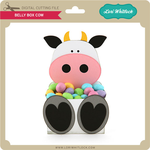 Belly Box Cow