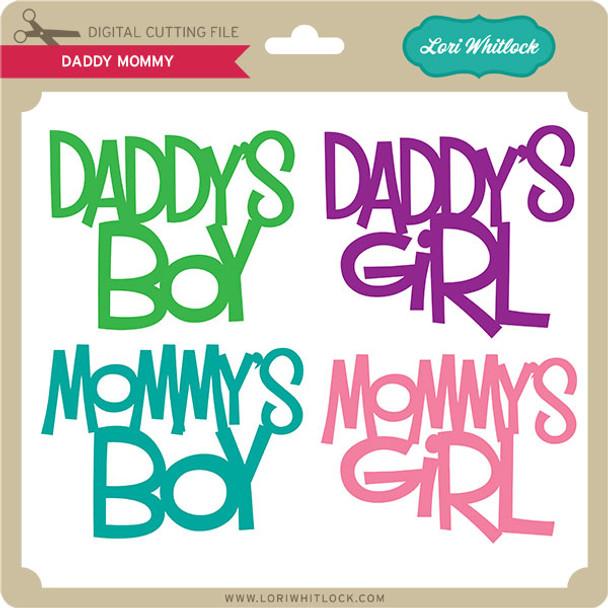 Daddy Mommy