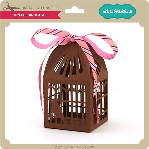 Ornate Birdcage