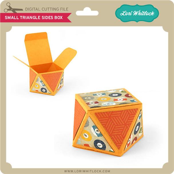 Small Triangle Sides Box
