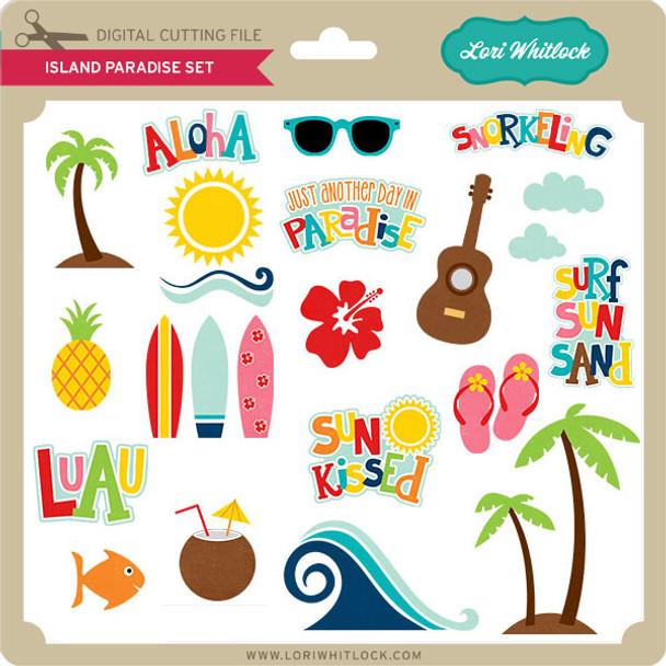 Island Paradise Set