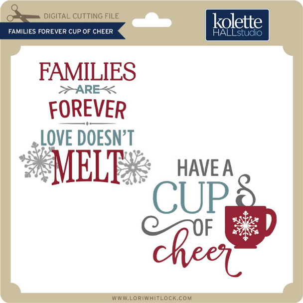Families Forever Cup of Cheer