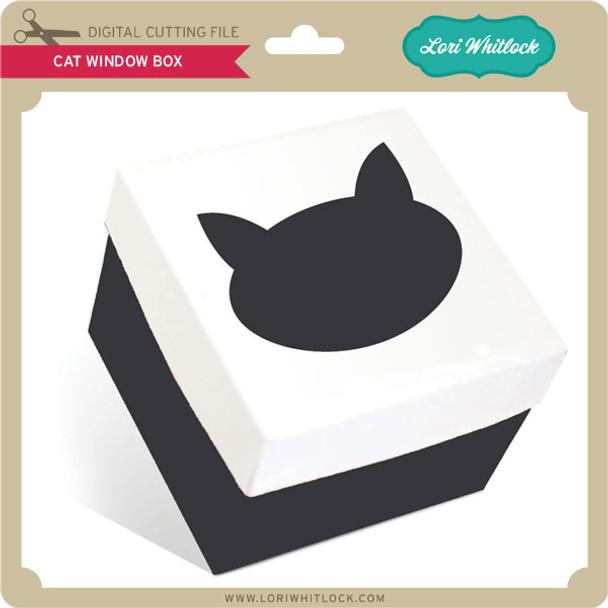Cat Window Box