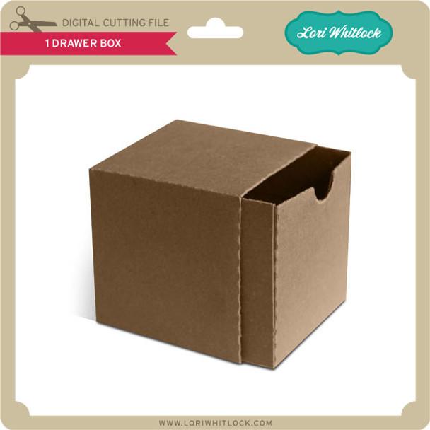 1 Drawer Box