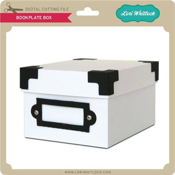 Bookplate Box