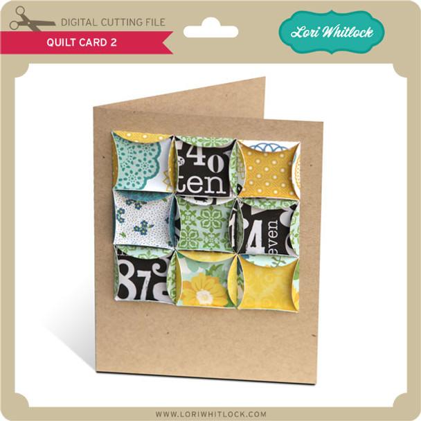 Quilt Card 2
