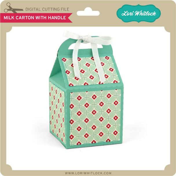 Milk Carton with Handle