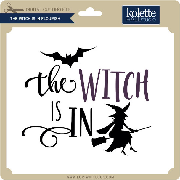 The Witch is In Flourish