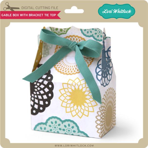Gable Box with Bracket Tie Top