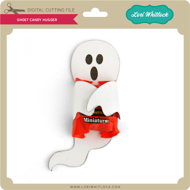Ghost Candy Hugger